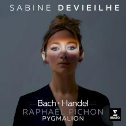 Bach / Handel by Bach ,   Handel ;   Sabine Devieilhe ,   Pygmalion ,   Raphaël Pichon